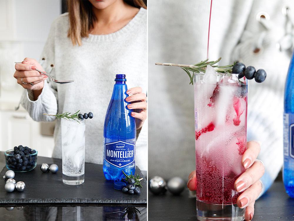 Montellier, Water Drink, Easy Recipe