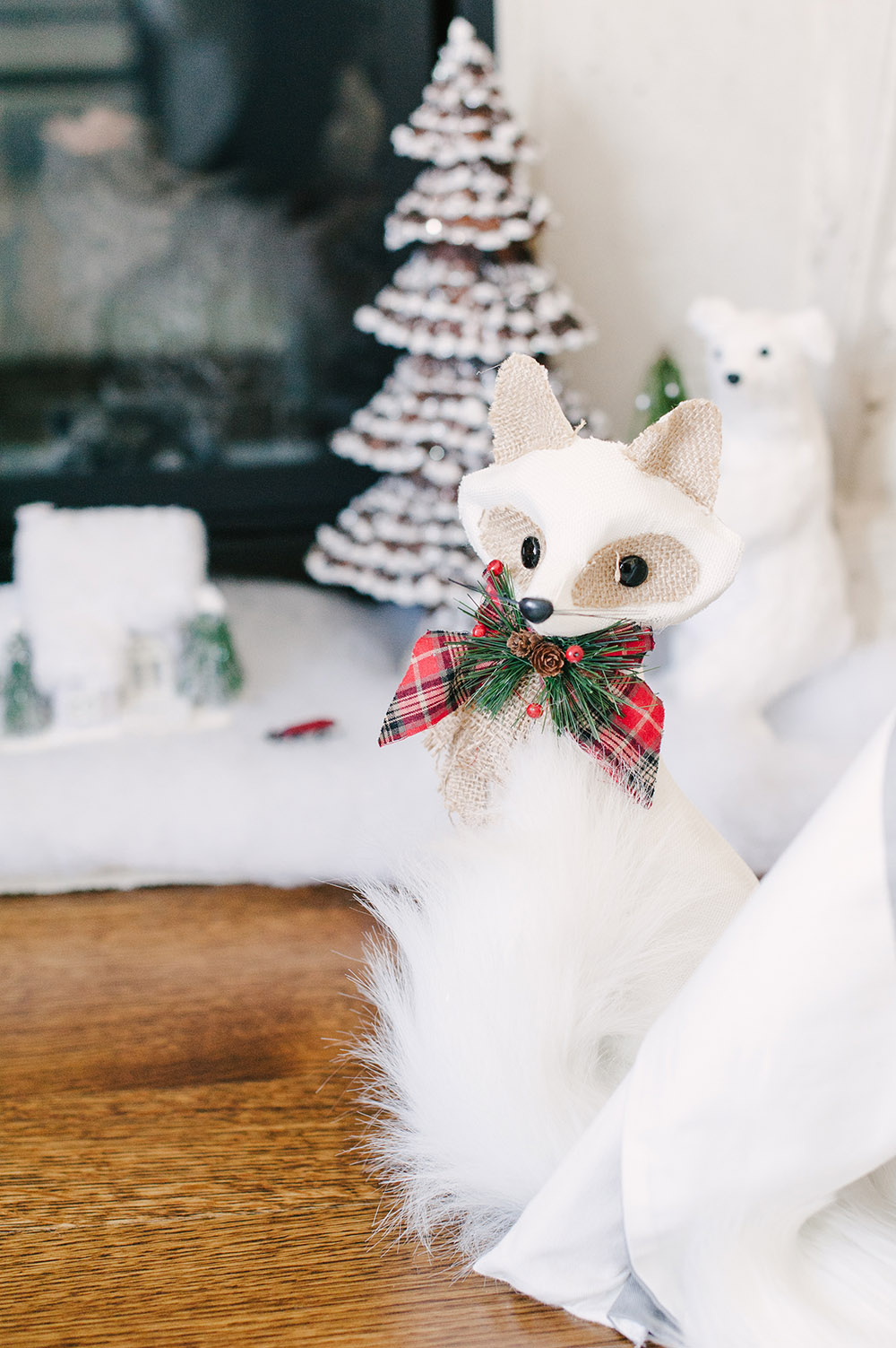 Winter Decor, Decor House Tour, Winter Decor, Christmas Decor, Decor Veronneau, Holiday Tour for Christmas