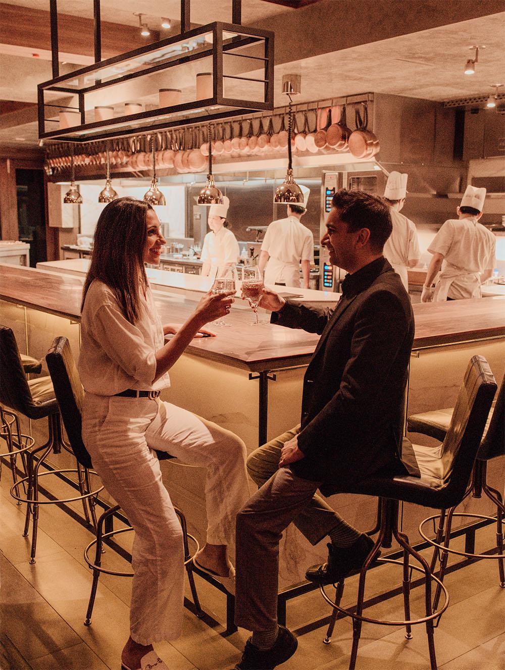 Brooklyn Fare, Michelin Restaurant, Chefs Table at Brooklyn Fare