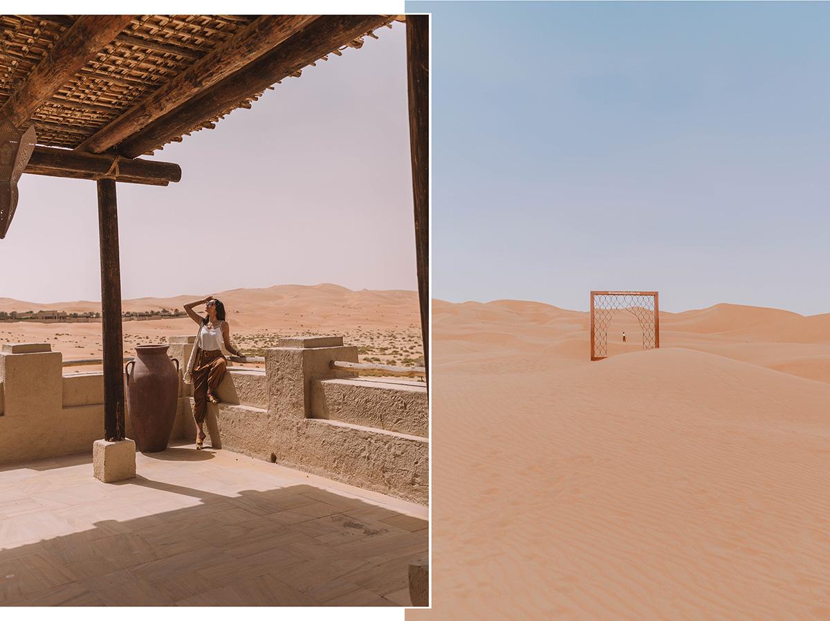 Qasr Al Sarab, Desert Resort, Desert Resort Dubai, Desert Resort Abu Dhabi, Anantara