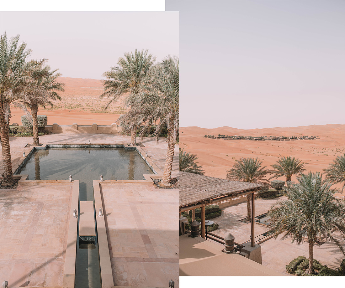Qasr Al Sarab, Abu Dhabi, Anantara Resort, Luxury Dubai Resort, Luxury Abu Dhabi Resort, Where they filmed Star Wars, Desert Resort