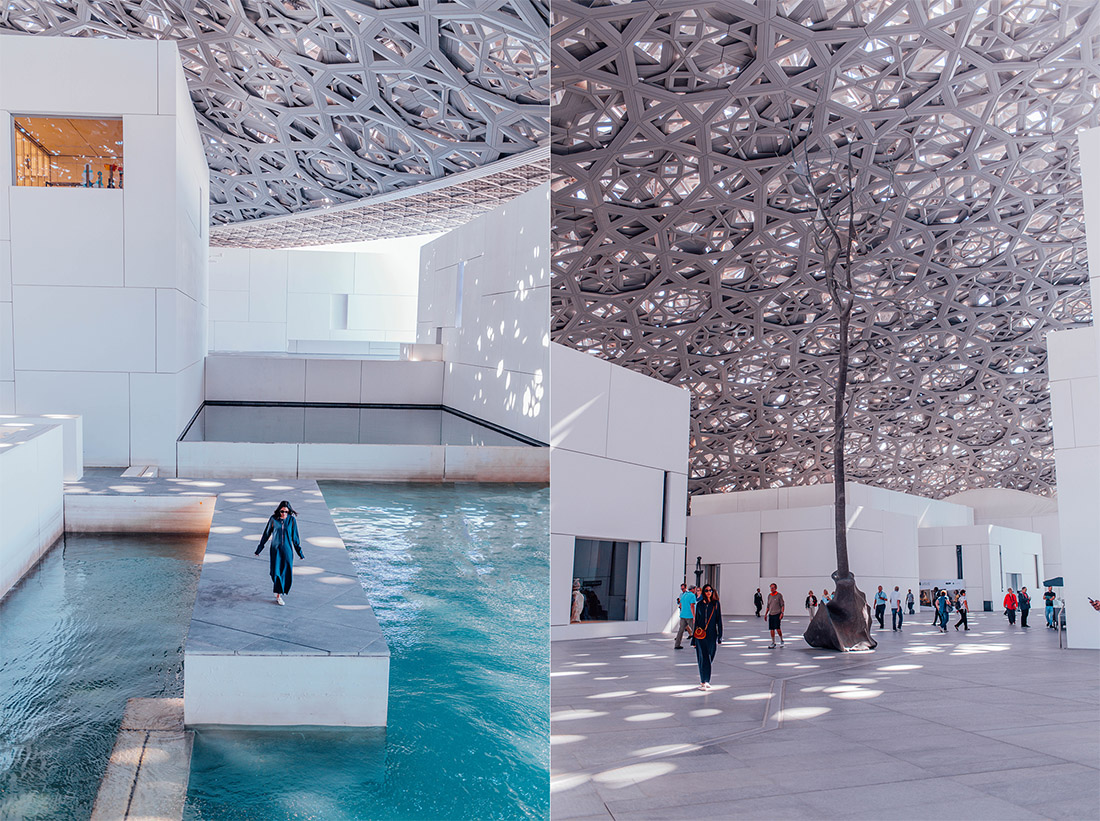 Abu Dhabi, Louvre