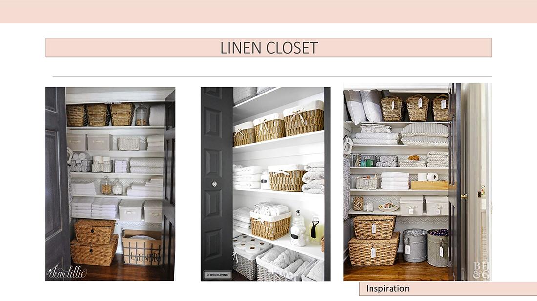 Linen Closet, Ideas Linen Closet