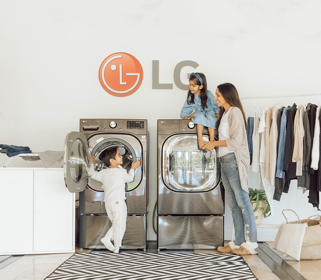 LG ThinQ, LG AI ThinkQ, LG AI, LG ThingQ AI Washer & Dryer, LG AI ThinQ Washer, LG AI ThinQ Dryer