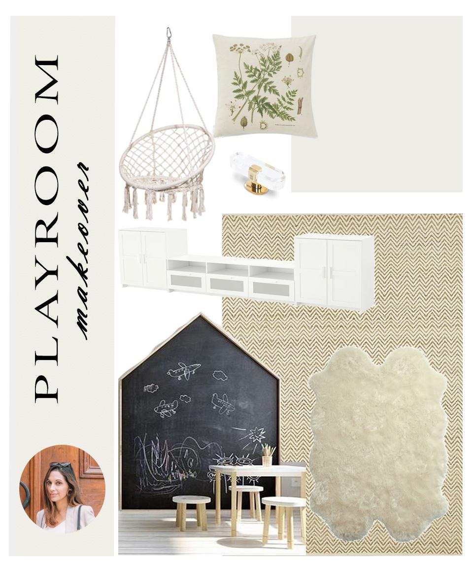 playroom makeover, playroom, cozy playroom, fun playroom, how to create a playroom under budget, how to do a playroom makeover