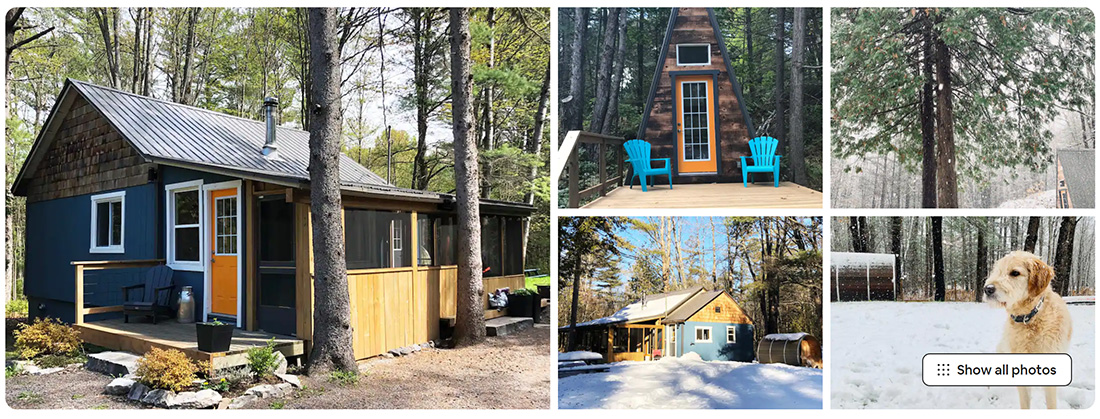 airbnb, airbnb farmhouse, great rentals for summer 2021, safe vacations for 2021, cedar sauna