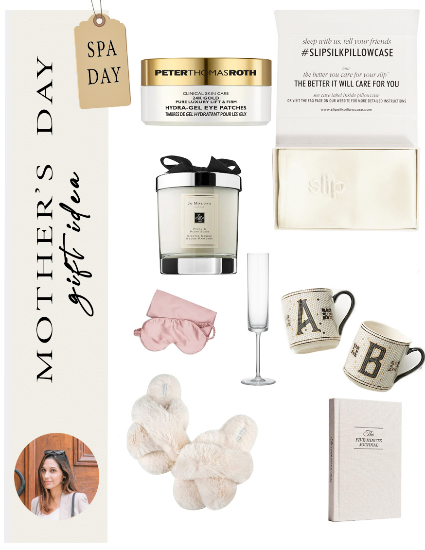 Mother's Day Gift Guide, Mother's Day Gift Guide Spa Day